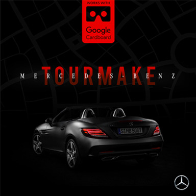 Mercedes-Benz launches the virtual showroom