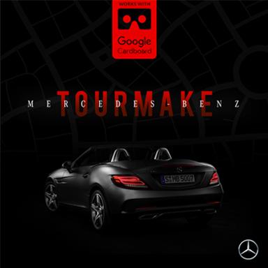Mercedes-Benz lancia il virtual showroom