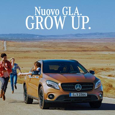 Mobile-first per la campagna di Nuovo GLA