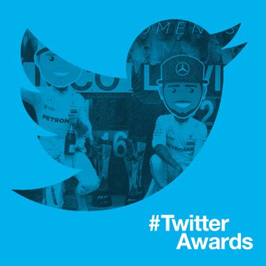 Il successo ai Twitter Awards 2016