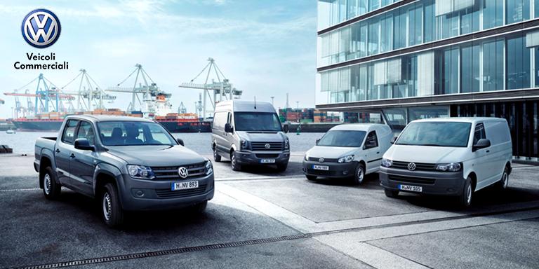Il Gruppo Roncaglia vince la gara Volkswagen Veicoli Commerciali