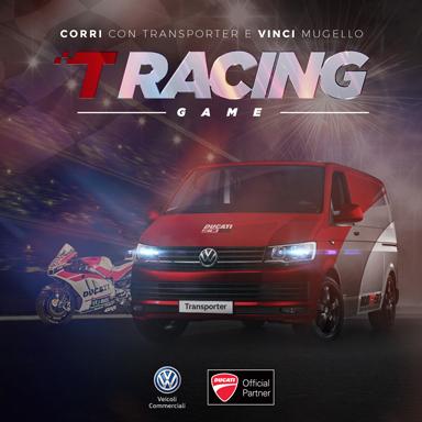"""""""Transporter Racing"""": il contest del Gruppo Roncaglia per Volkswagen Veicoli Commerciali e Ducati"""
