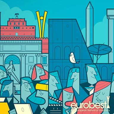Gruppo Roncaglia founding partners eurobest 2016.