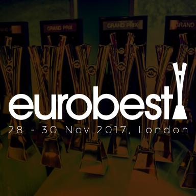 Gruppo Roncaglia Founding Partner di Eurobest 2017  a Londra